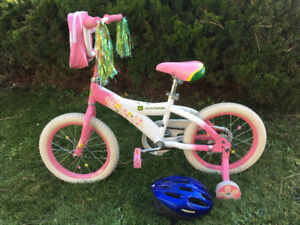 "Kids 16"" Bike (nothing runs like a deer)"
