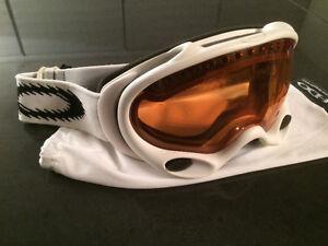 Lunette oakley ski ou snow