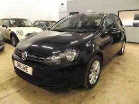 VOLKSWAGEN GOLF MATCH TDI BLUEMOTION TECHNOLOGY Black Manual Diesel, 2011