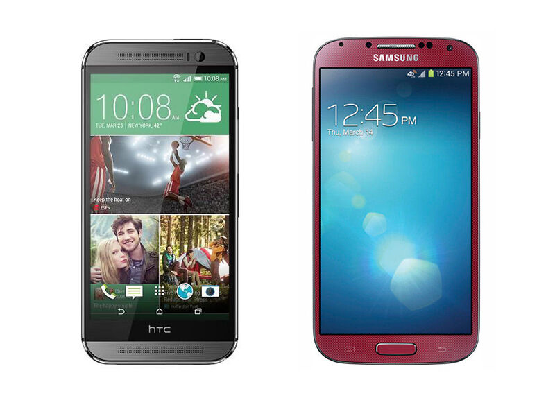 Review: HTC One vs. Samsung Galaxy S4