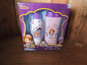 New in packaging.Disney Sofia the First Body Spray & Bubble Bath London Ontario image 1