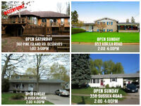 ROYAL LEPAGE NORTHERN ADVANTAGE OPEN HOUSES!!!