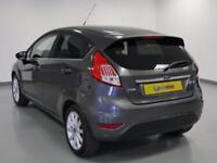 2017 Ford Fiesta 1.0 EcoBoost Titanium 5dr Powershift Petrol grey Automatic