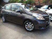 Toyota Yaris 1.0 VVT-I TR (slate grey metallic) 2013