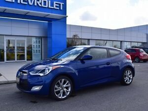2016 Hyundai Veloster   LOW KMS-BLUETOOTH-SHARP CLEAN CAR
