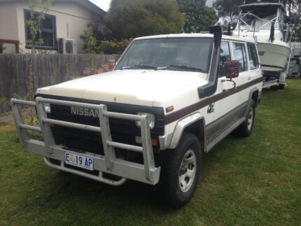 1987 Nissan Patrol wagon Kelso West Tamar Preview