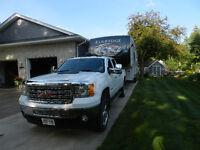 Package Deal - 2011 2500 Duramax Diesel & 2013 Elkridge Trailer
