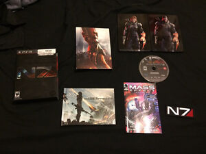 Collector's Edition Mass Effect 3 (PS3)