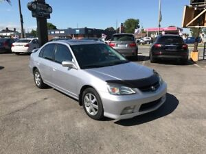 Acura EL Touring-TOUTE EQUIPEE-TOIT-MAGS 2005