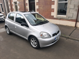 Toyota Yaris 1.3 (2002) low mileage