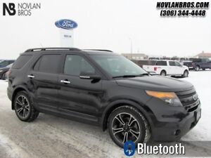 2014 Ford Explorer Sport  - Leather Seats -  Bluetooth