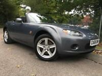 Mazda MX-5 1.8i Roadster Coupe with Leather PETROL MANUAL 2009/58