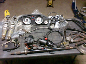 98 MACH-1 sled parts assorted pieces whole lot
