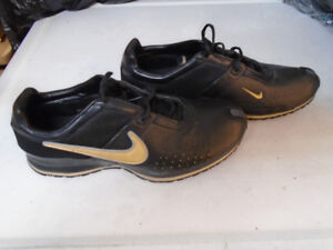 ClothingNike and Adidas Running Shoes four Pairs Size 10 1/2. -