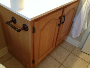 Countertop Materials For Sale : We are doing a bathroom reno and we have for sale a 54