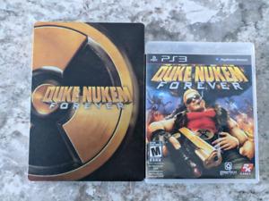 Steel book Duke Nukem forever ( comme neuf)