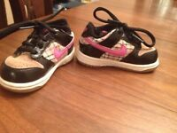 Infants Size 5 Nike Shoes