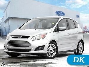 2013 Ford C-Max SEL w/Leather, Panoramic Moonroof, Nav!