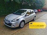 2009 Renault Clio 1.2 TCe Privilege 5dr +Low Miles / Insurance +Petrol +ULEZ