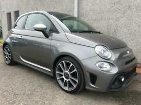 ABARTH 595 TURISMO, 19 REG, ONLY 9000 MILES, FULL HISTORY, IMMACULATE CONDITION