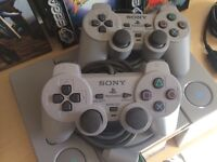 PlayStation 1 Console Very Clean