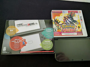 New 3DS XL With Two Games. Excellent Condition.