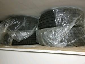 Winter tires for Honda Pilot / Pneus d'hiver pour Honda Pilot