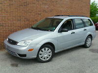 2005 Ford Focus ZXW Wagon *CERTIFIED AND EMISSION TESTED**