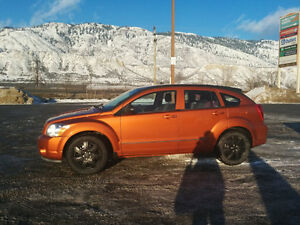 2011 Dodge Caliber, NEW winter & NEW summer tires ($2,400 value)