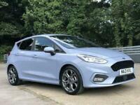 2021 Ford Fiesta 1.0 EcoBoost Hybrid mHEV 125 ST-Line Edition 5dr HATCHBACK Petr