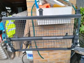 bmw x5 /x3 . rear dog netting grill .