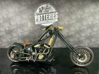 Harley Davidson Custom Chopper Cruiser *One off Top Spec PLEASE READ*
