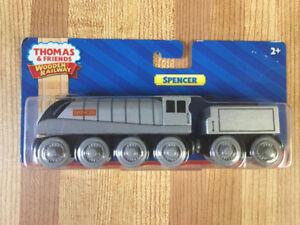 Thomas Wooden Railway - Spencer - NEW IN PACKAGE