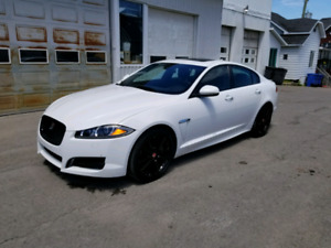 Jaguar XF 3.0L 380HP
