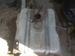 07 F350 40 Gal After Axle Fuel Tank