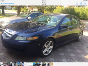 ACURA TL3.2. 2004 VERY WELL MAINTAINED ONE OWNER.