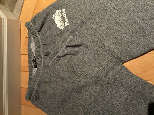 Roots Small Salt and Pepper Ladies Original Sweatpant