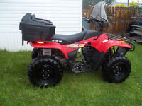 2001 Arctic Cat Quad 250 2 by 4. Excellent to Mint .Needs nothig