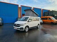 Hillside Leisure Volkswagen Campervan 110PS VW Transporter T6.1