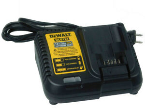 New! Dewalt 12V-20V Lithium-Ion Battery Charger (DCB115/DCB112)