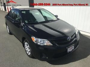 2012 Toyota Corolla CE  Toyota Certified - One Owner - Heated Se