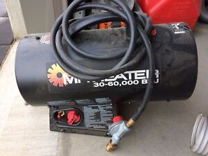 Mr Heater 30,000 to 60,000 BTU Propane Heater