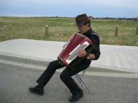 I Play ITALIAN & FRENCH Music with Accordion