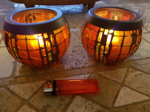 Partylite Mosaic Tealight Set