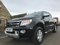 2014 FORD RANGER 3.2 TDCI EU5 LIMITED 4X4 DOUBLE CAB MANUAL