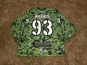 Mitch Marner Rookie Season LONDON KNIGHTS Worn Jersey London Ontario image 2