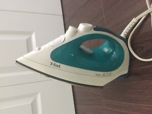 T-FAL IRON FOR SALE