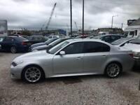 BMW 520D MSPORT AUTOMATIC/TIPTRONIC (161BHP) VERY TIDY CAR FINANCE PARTX