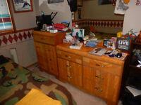 1970's quality bedroom set