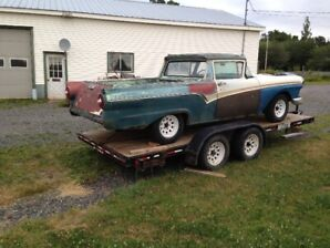 1957 Ford Ranchero from Saskatchewan